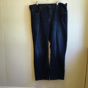 NEW WITHOUT TAGS OLD NAVY LOOSE FIT JEANS. 40 X 30